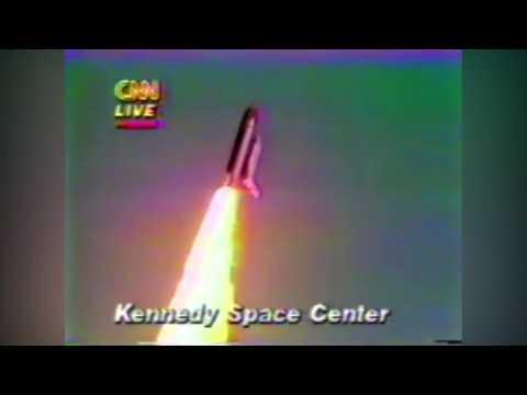 28 janvier 1986 : la navette Challenger se désintègre