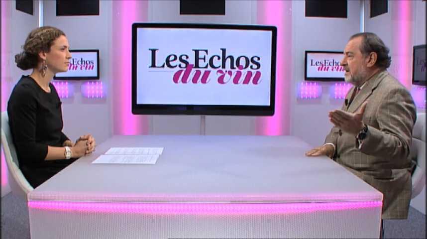 """Illustration pour la vidéo Michel Rolland : """"Le vin français, toujours leader dans 50 ans"""""""