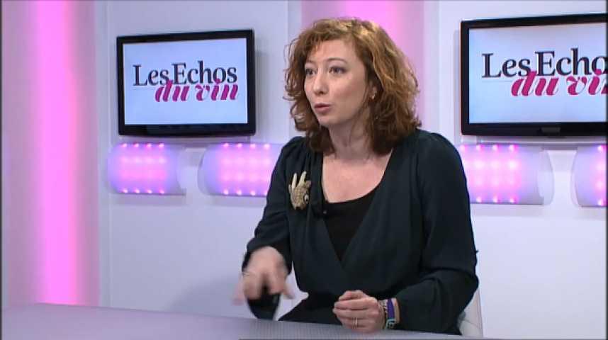 """Illustration pour la vidéo Miss GlouGlou : """"Le vin est devenu un vrai objet culturel"""""""