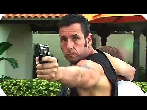 THE DO-OVER Red Band TRAILER (Adam Sandler - 2016)