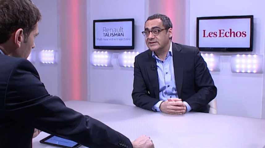 """Illustration pour la vidéo Robert Vassoyan (Cisco France) : """"Nous avons investi directement sur deux startups"""""""