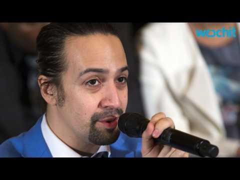 Lin-Manuel Miranda Raps About Puerto Rico Debt Crisis