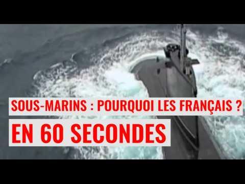 Sous-marins : pourquoi les Français ont remporté le contrat ?