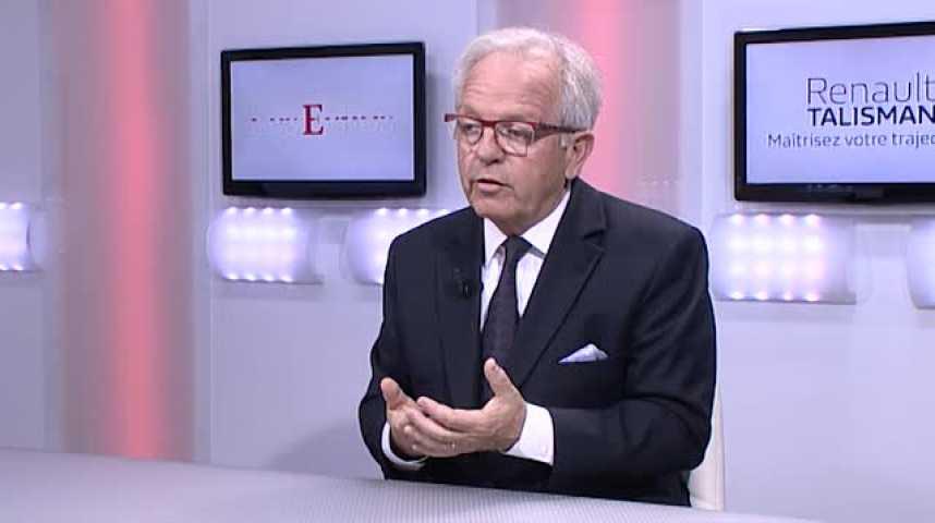 """Illustration pour la vidéo Philippe Camus (Alcatel) : """"La fusion avec Nokia était indispensable"""""""