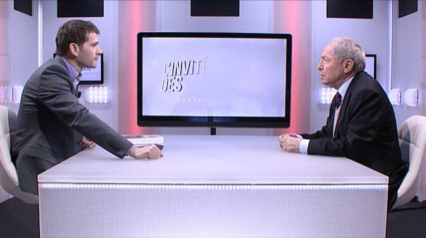 """Illustration pour la vidéo Jean Peyrelevade : """"Depuis le Crédit Lyonnais, il y a eu Dexia et Areva"""""""