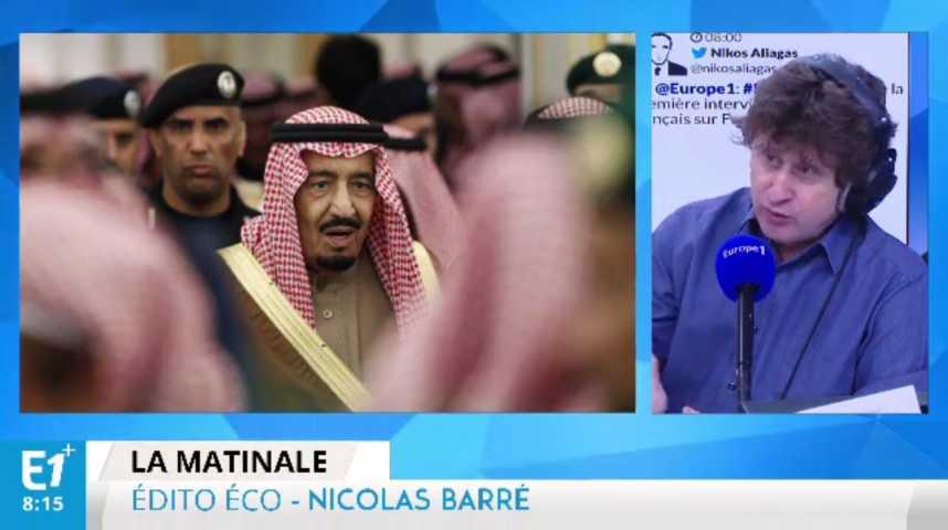 Illustration pour la vidéo Arabie Saoudite : l'Etat au bord de la cessation de paiements