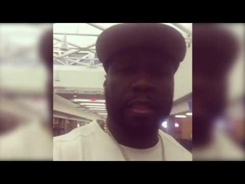 Le rappeur 50 Cent harcèle un agent de nettoyage d'un aéroport