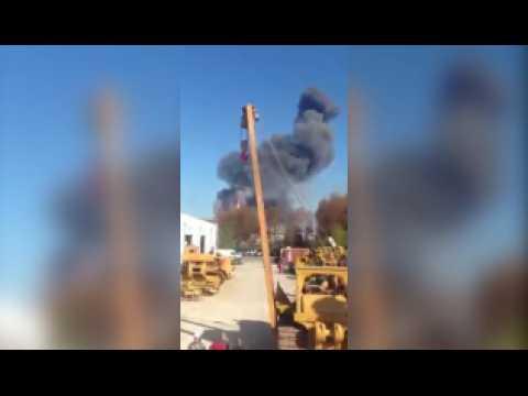 Dunkerque : forte explosion dans l'usine d'ArcelorMittal