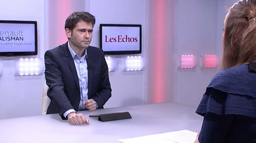 """Illustration pour la vidéo Axelle Lemaire : """" Le but de la French Tech est de renforcer l'attractivité"""""""