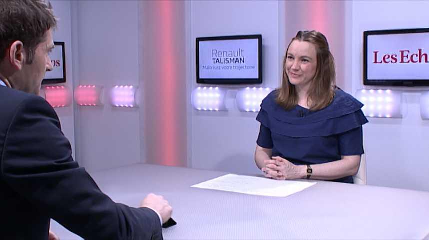 """Illustration pour la vidéo Axelle Lemaire """" Rémunération des patrons : la confiance est un peu rompue"""""""