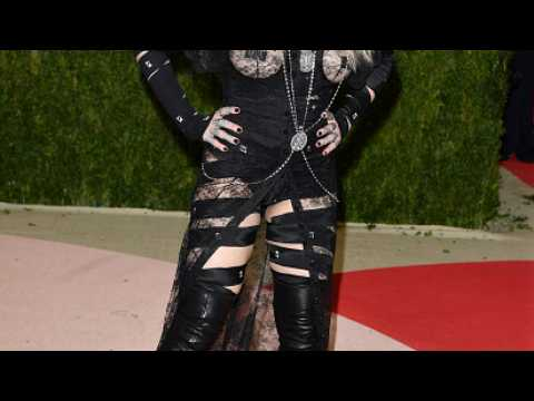 Madonna Hits Back at 'Ageist' and 'Sexist' Critics of Her Met Gala Look
