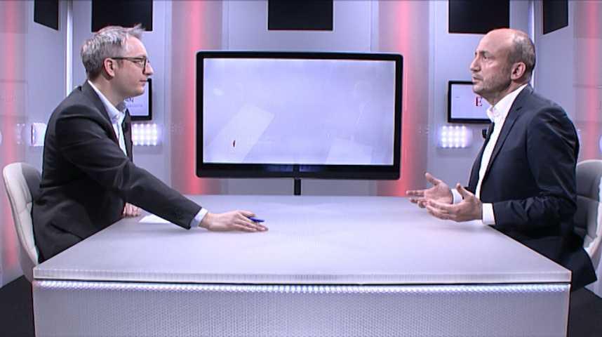 """Illustration pour la vidéo Xavier Caïtucoli : """"L'Etat doit tirer les conséquences de ses erreurs passées à EDF"""""""