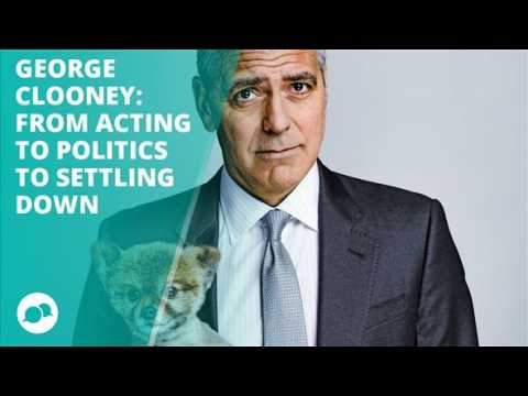 George Clooney's 'legacy is yet to be written'