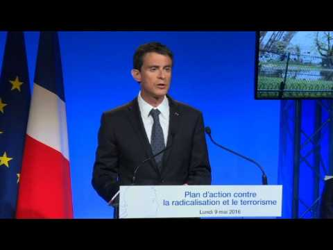 France to create regional 'de-radicalisation' centres: PM