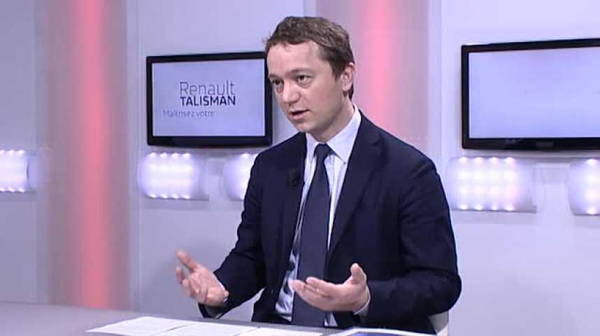"""Illustration pour la vidéo Maël de Calan (LR) : """"La réforme du marché du travail est le chantier prioritaire"""""""
