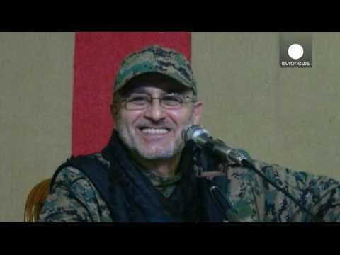 Parade funéraire à Beyrouth pour le chef militaire du Hezbollah