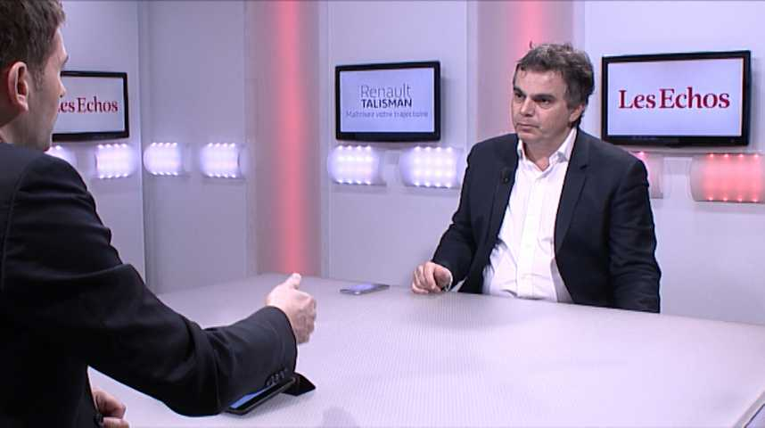 """Illustration pour la vidéo Alexandre Jardin : """" L'intervention de François Hollande est exactement ce qui ne nous intéresse pas"""""""