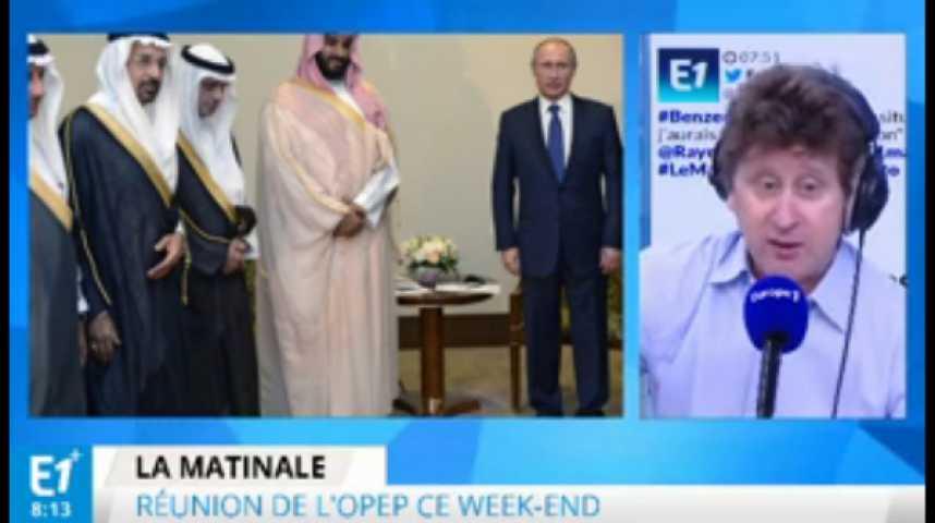 Illustration pour la vidéo Pétrole : l'alliance stratégique de la Russie et de l'Arabie Saoudite