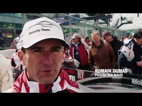 WEC 2016 - Round 1 - Porsche about the Thriller at Silverstone | AutoMotoTV