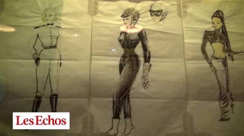 Illustration pour la vidéo James Bond l'expo
