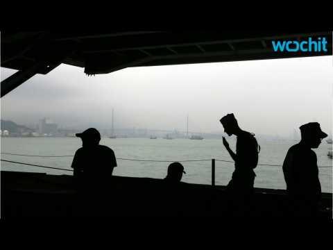 China Denies US Aircraft Carrier Entry Into Hong Kong Port