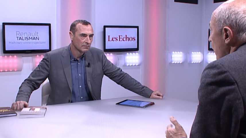 """Illustration pour la vidéo Jean-Hervé Lorenzi: """"Il faut être très lucide sur ce qu'il se passe dans l'économie mondiale"""""""