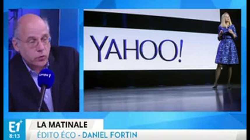 Illustration pour la vidéo Yahoo : vers la fin d'une icône d'Internet ?