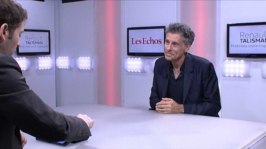 """Illustration pour la vidéo Marc Simoncini : """" La France est un immense pays de vélo"""""""