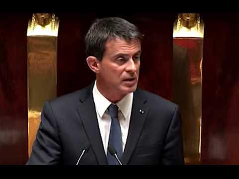 Manuel Valls dégaine l'article 49-3 pour faire adopter la loi Travail