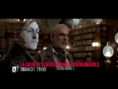 film la ligue des gentlemen extraordinaires