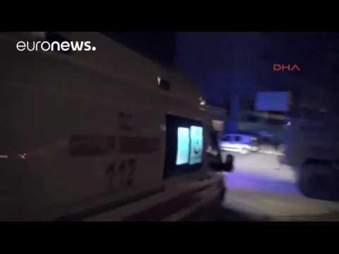 Une série d'attentats vise des policiers et des soldats dans l'est de la Turquie