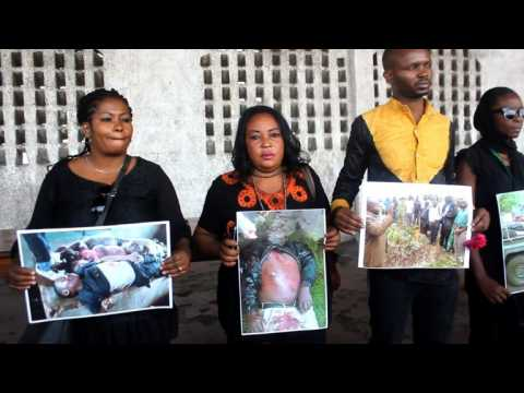 National mourning ends in DR Congo after the Beni massacre