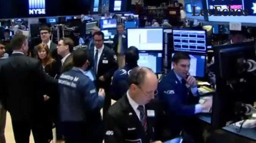Illustration pour la vidéo Bourse : les sept défis qui attendent les investisseurs