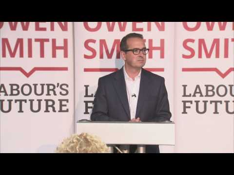 Owen Smith: People fear letting go of Jeremy Corbyn