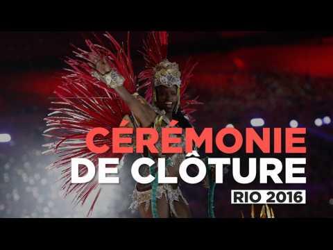 JO de Rio : les plus belles images de la cérémonie de clôture