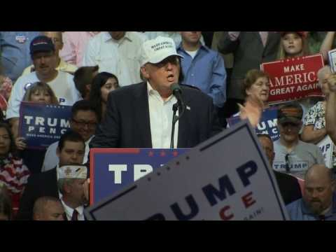 'What do you have to lose?' Donald Trump tells black voters