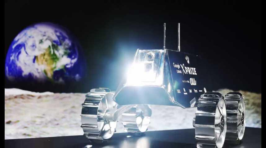 Illustration pour la vidéo Exploration spatiale : la concurrence s'intensifie pour le Google Lunar X Prize