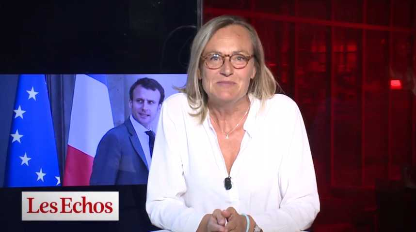 Illustration pour la vidéo 2017 : le pari fou d'Emmanuel Macron