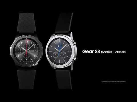 Samsung Gear S3 preview