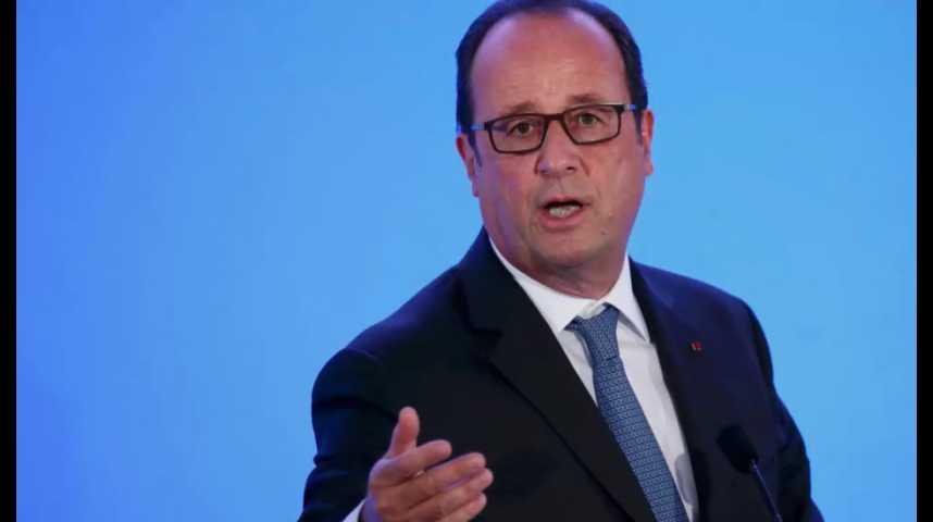 Illustration pour la vidéo Impôts : à quoi ressemblera le prochain geste fiscal de Hollande ?