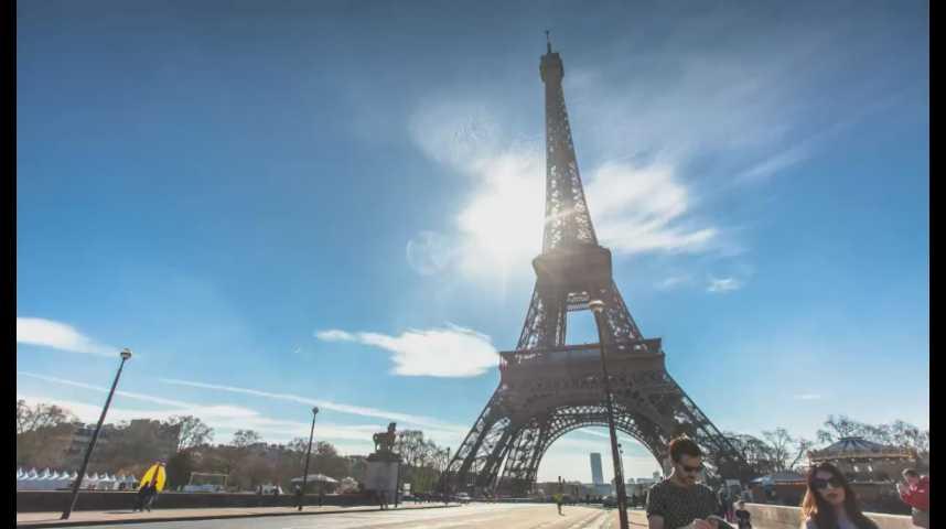 Illustration pour la vidéo Paris, 4e ville la plus attractive au monde