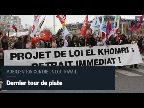 Manifestations Contre La Loi Travail C Est Le Clap De Fin De La