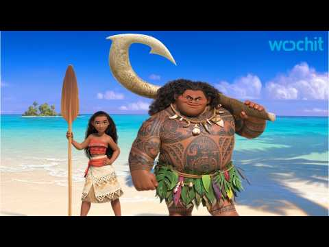 Disney Releases New Moana Trailer