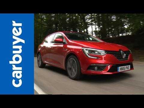 Renault Megane video review