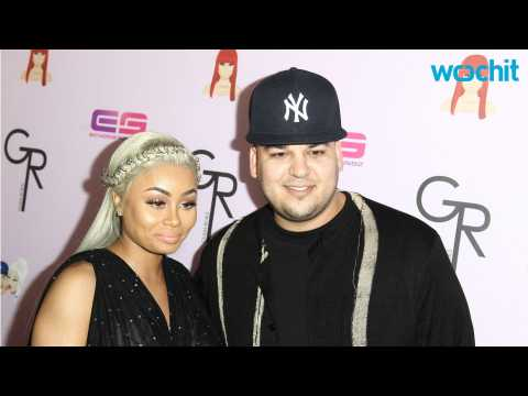 Blac Chyna Has Some Big Plans For Her And Rob's Baby