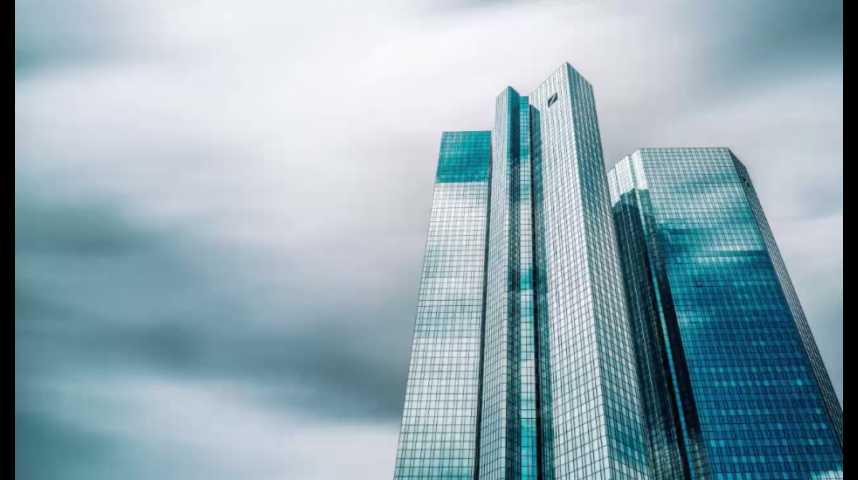 Illustration pour la vidéo Pourquoi Deutsche Bank risque une amende de 14 milliards de dollars aux Etats-Unis