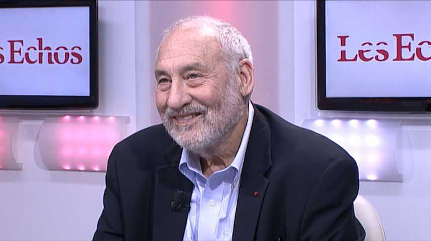 Illustration pour la vidéo Joseph Stiglitz : «L'Europe continue d'être en stagnation»