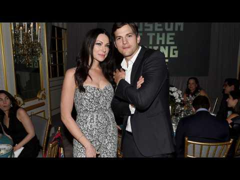 "Ashton Kutcher ""pissed"" Laura Prepon kept her engagement a secret"