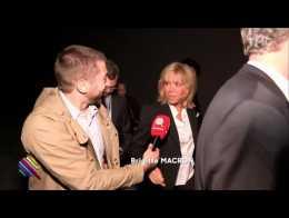 Brigitte Macron trouve que Emmanuel Macron est bon partout