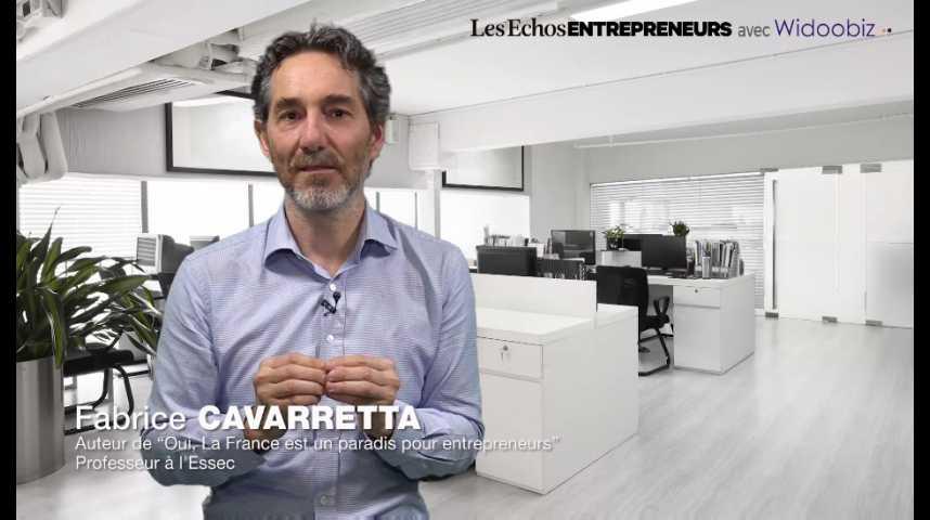 Illustration pour la vidéo Comment gérer un effet de club, par Fabrice Cavarretta, professeur à l'ESSEC